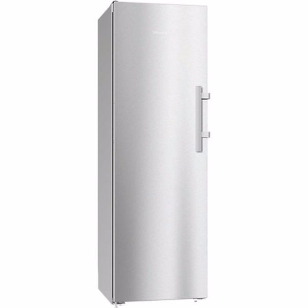 MIELE FN28262 edt/cs | Clean Steel Freestanding freezer | Frost free | Lever handle